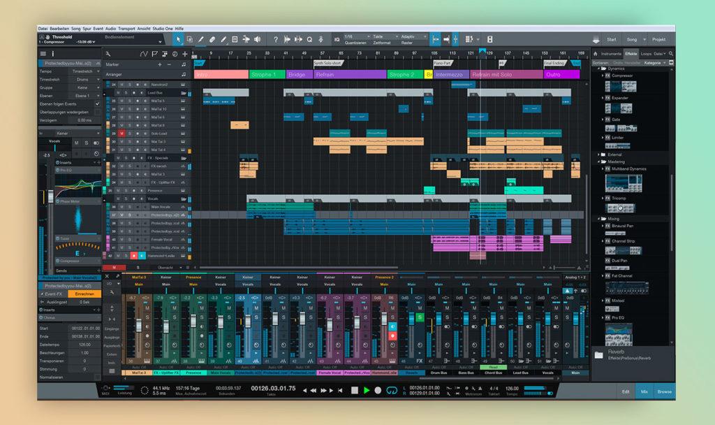 Программа для записи музыки, лучшие программы для записи музыки на компьютере