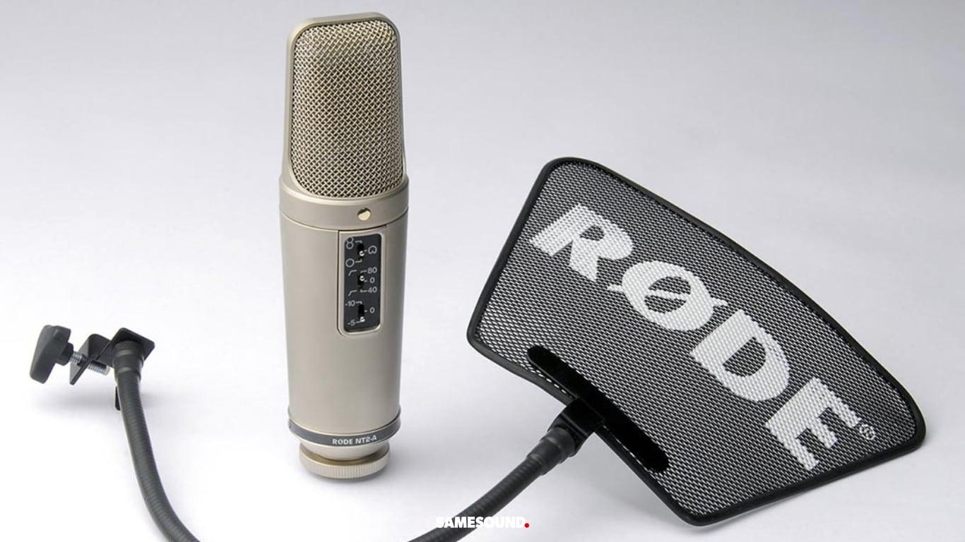 Микрофон для пения дома