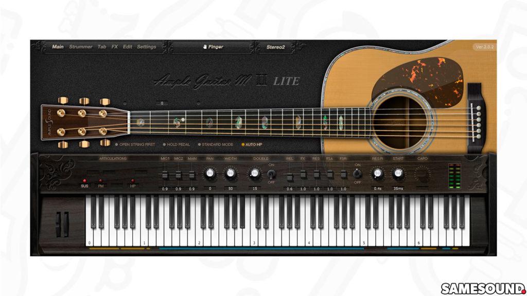 VST-плагины акустической гитары, библиотеки акустической гитары, виртуальные библиотеки акустической гитары
