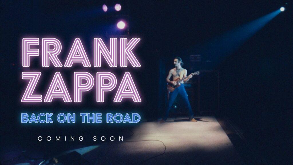 Фрэнк Заппа голограмма, Фрэнк ЗаппаBack OnThe Road, Frank Zappa— Back OnThe Road: The Hologram Tour