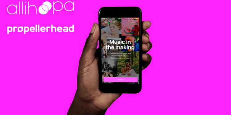 Allihoopa, Reason для iPad