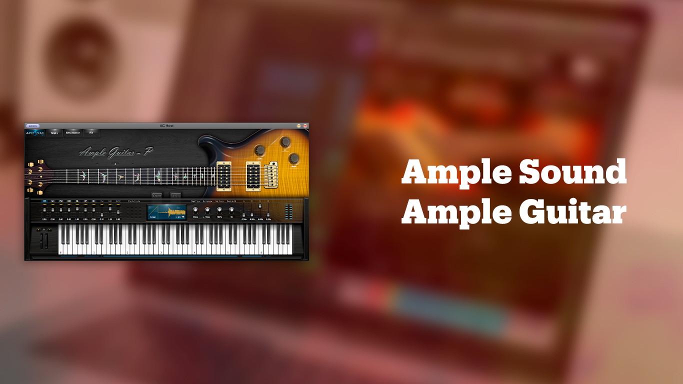 Ample Sound Ample Guitars
