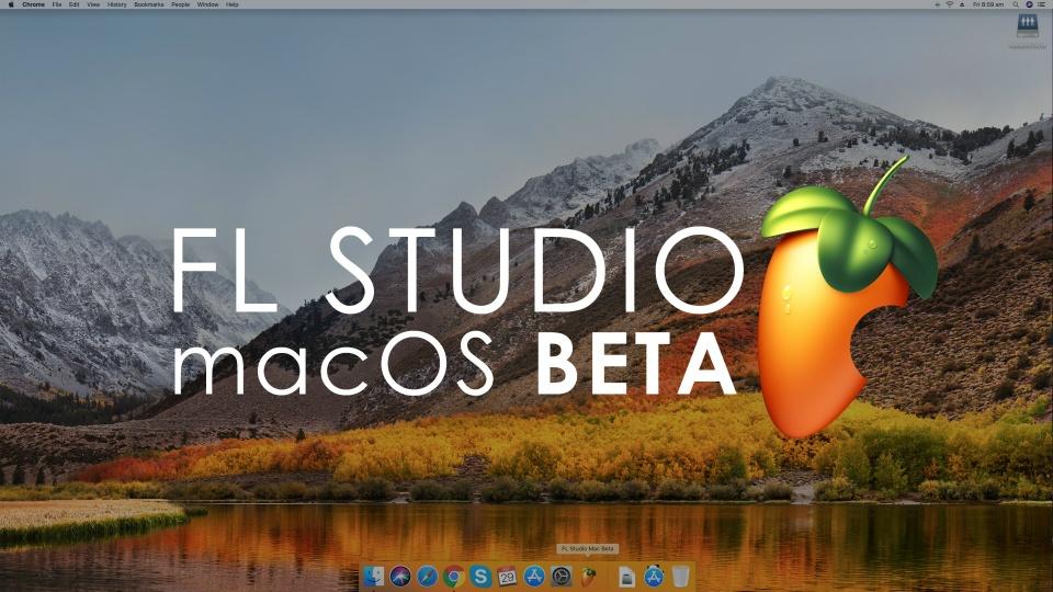 FL Studio для Mac, FL Studio для macOS