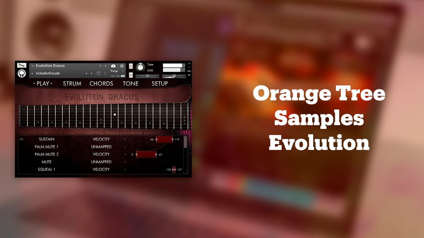 Лучшие VST-электрогитары Orange Tree Samples Evolution