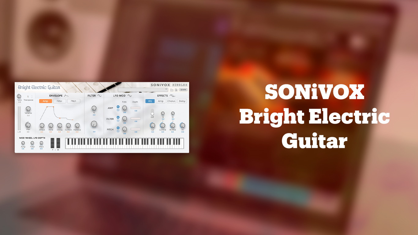 SONiVOX Bright Electric Guitar