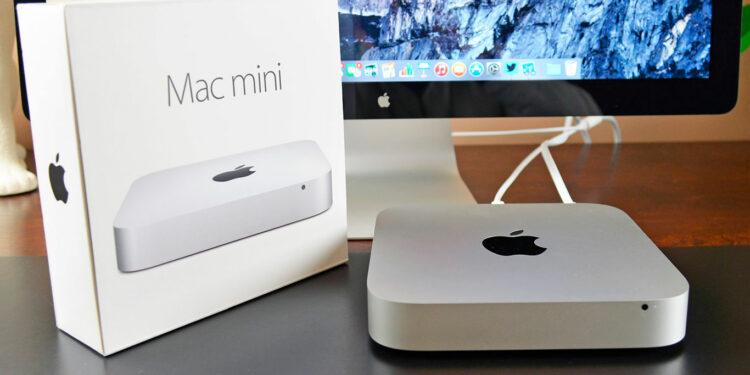 mac mini для студии звукозаписи, mac mini студия звукозаписи, компьютер для студии звукозаписи, компьютер mac для студии звукозаписи
