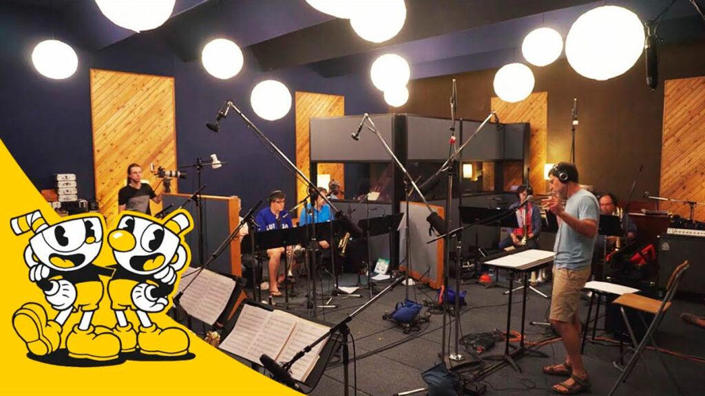 Саундтрек Cuphead саундтрек, Как записывался саундтрек Cuphead, как писали саундтрек Cuphead