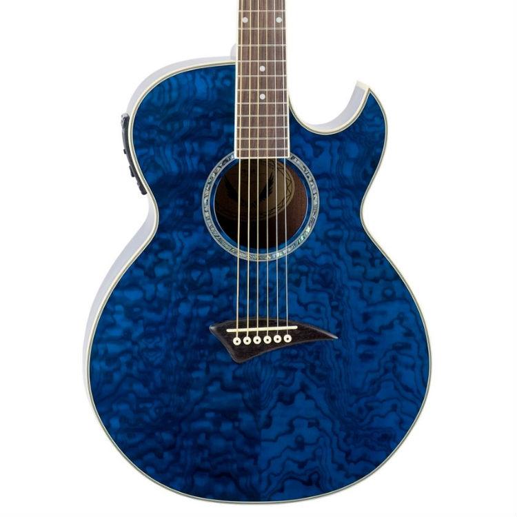 как устроена акустическая гитара