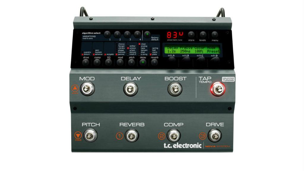 TCElectronic Nova System
