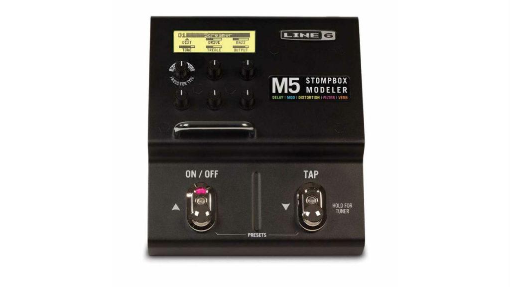 Line6 M5Stompbox Modeler