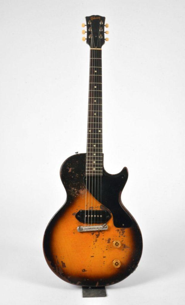 Аукцион Guersney's гитары