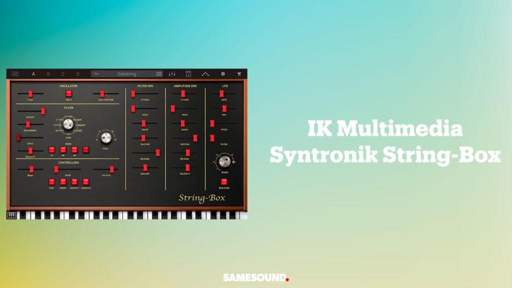 vst-плагины клавишных, vst плагин синтезатор arp solina