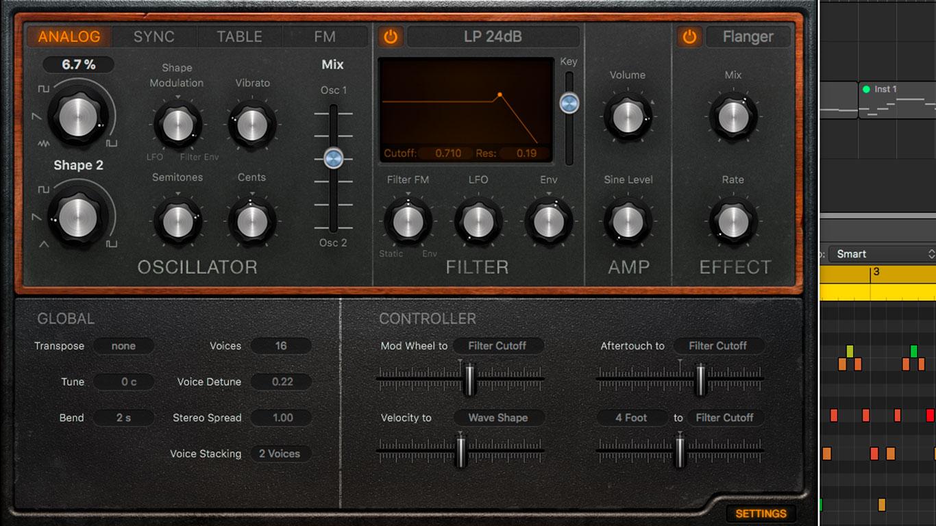 Арпеджио в стиле synthwave, пишем Synthwave, синтезаторы 1980 своими руками, создание арпеджио в стиле synthwave