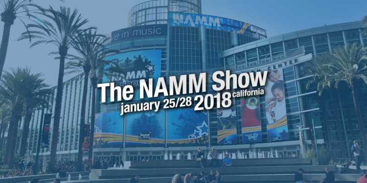 Новости NAMM 2018