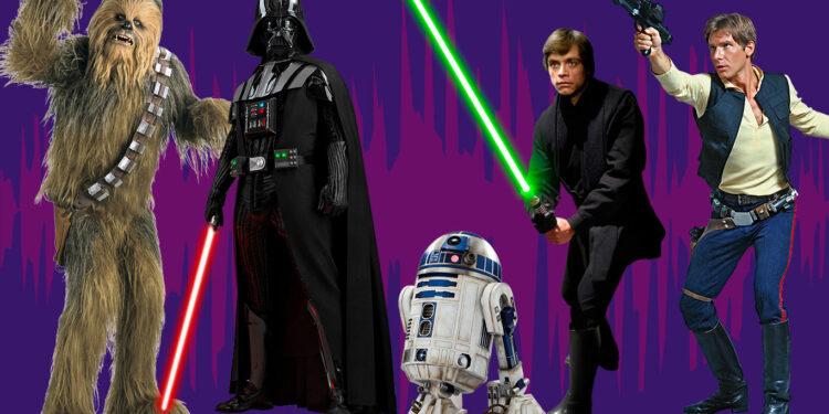 Звуки Звездных войн