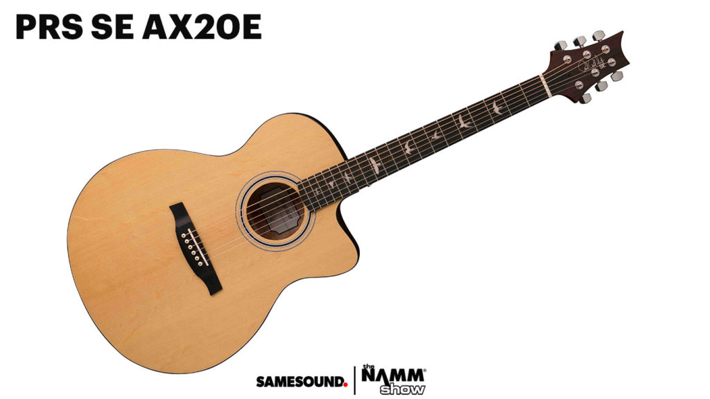 Акустические гитары PRS SE Acoustic 2018