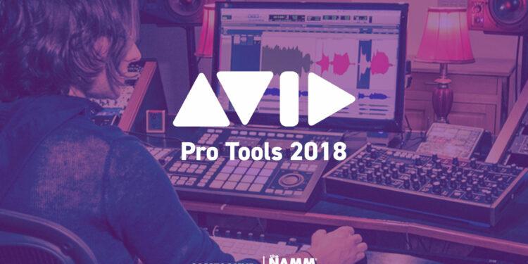 Обновление Avid Pro Tools 2018. Что нового?