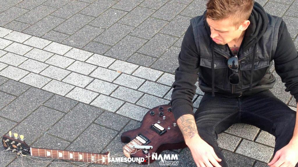 Gibson пропустит выставку NAMM 2018