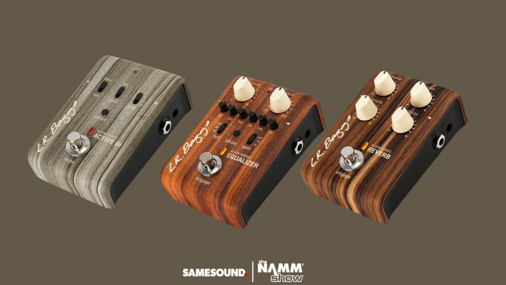 новинки гитарного оборудования
