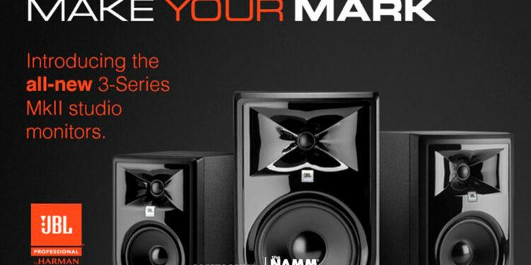 JBL Series 3 MKII, обновленные мониторы JBL Series 3 MKII
