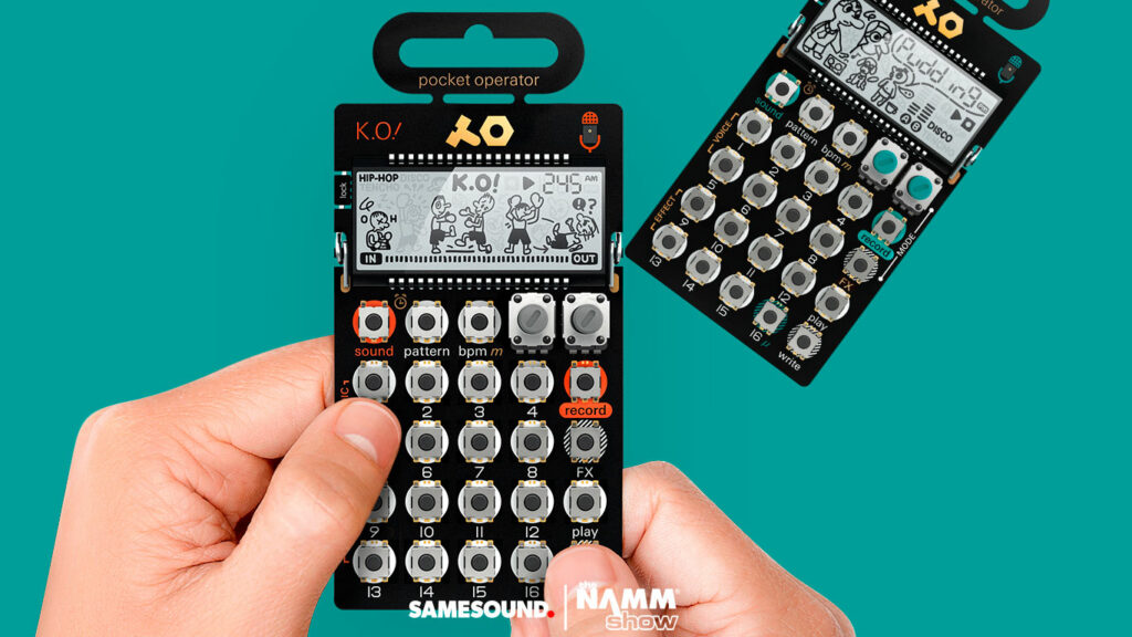 Teenage Engineering PO-33, Teenage Engineering PO-35, Teenage Engineering PO-35, новые синтезаторы teenage engineering, новые синтезаторы teenage engineering pocket operator