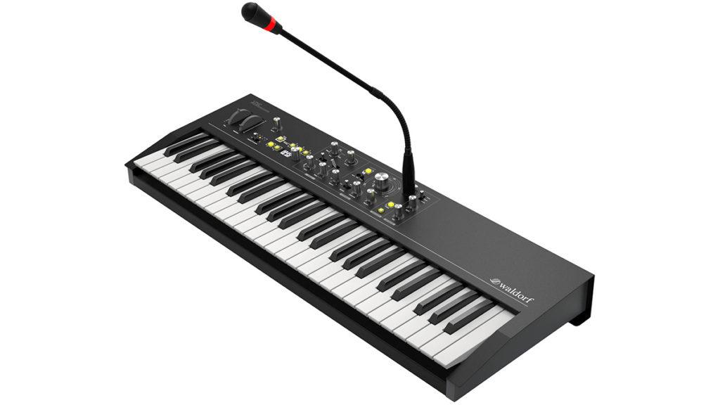 Струнный синтезатор Waldorf STVC