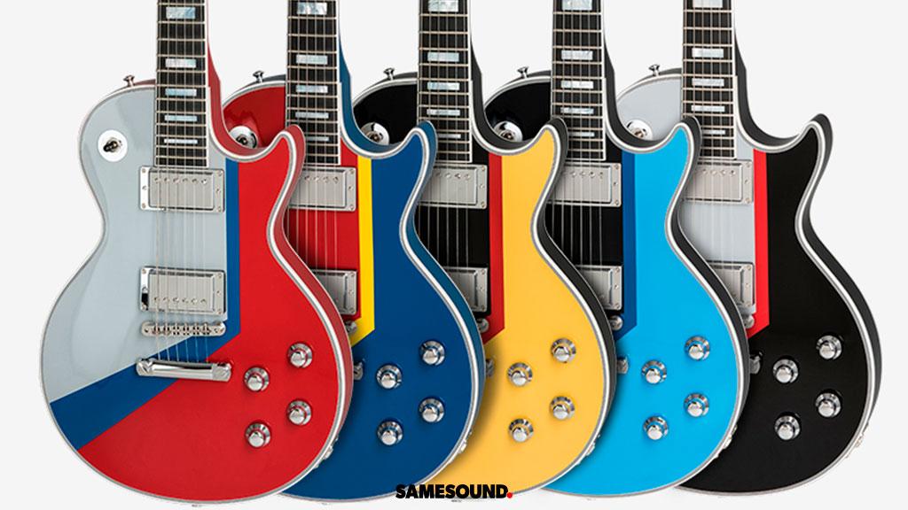 Gibson Les Paul Custom Boogie Van
