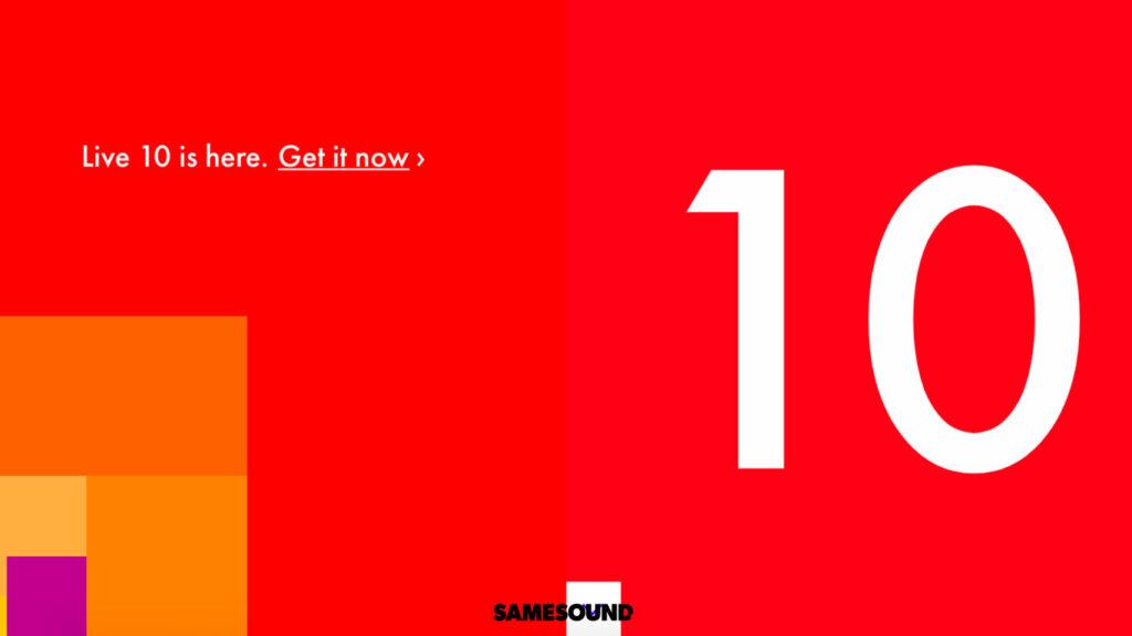Обновление Ableton Live 10 что нового