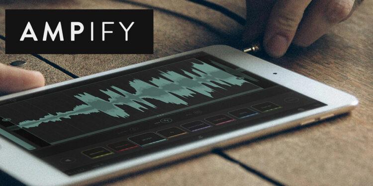 Ampify iOS, Ampify Apps, приложения Ampify, Ampify Launchpad, Ampify Blocs Wave, Ampify Groovebox