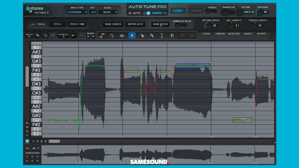 Antares Auto-Tune Pro, автотюн про
