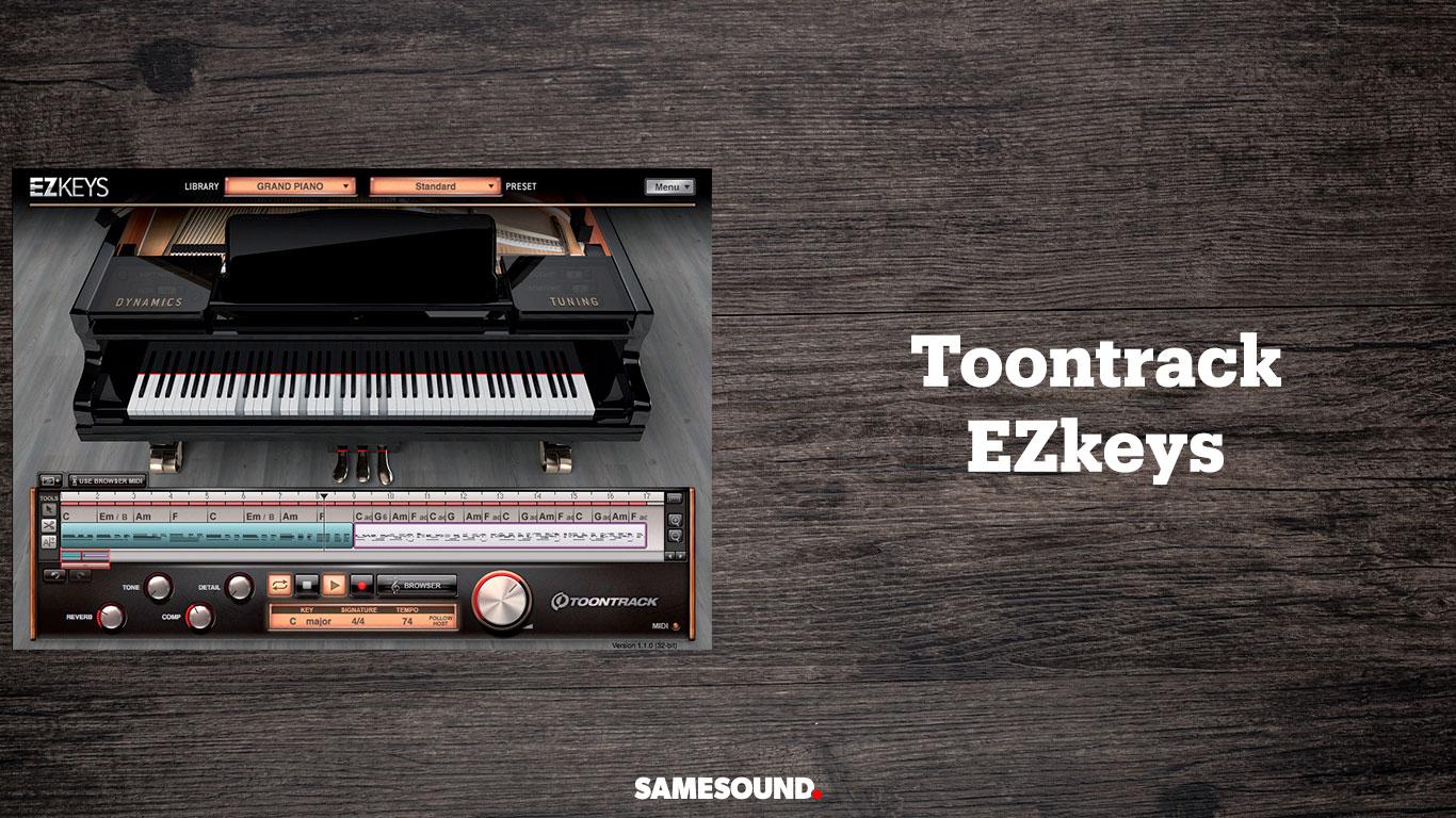 Черное и белое: лучшие VST-пианино и VST-рояли • SAMESOUND