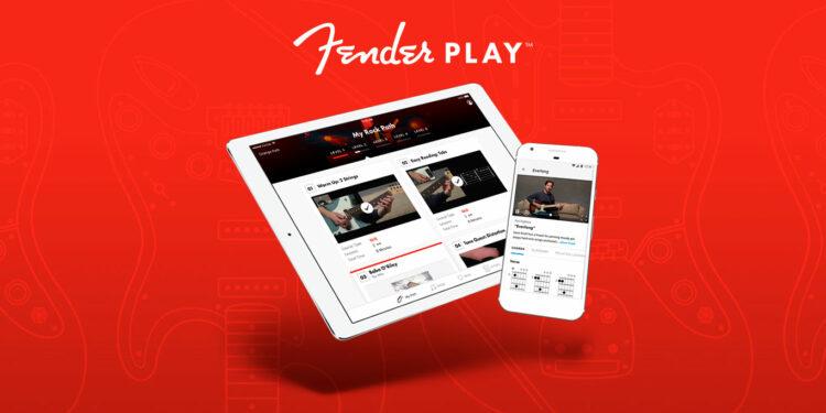 Fender Play для iPad, Fender Play для Android