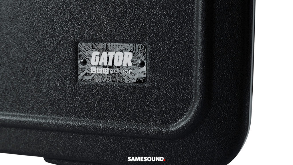 Гитарные кейсы с подсветкой Gator LED Edition