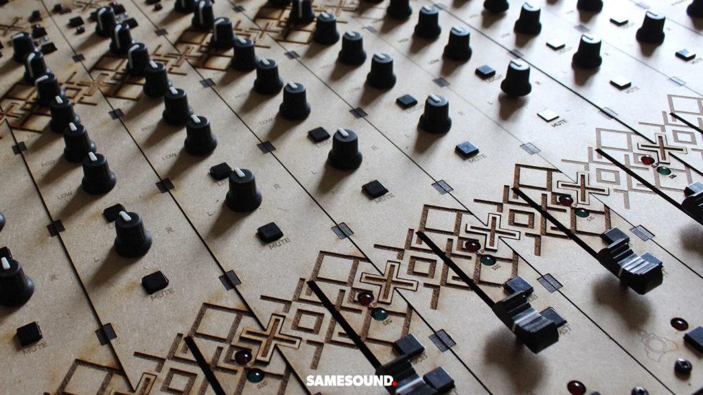 Модульный микшер Finegear Mixerblocks