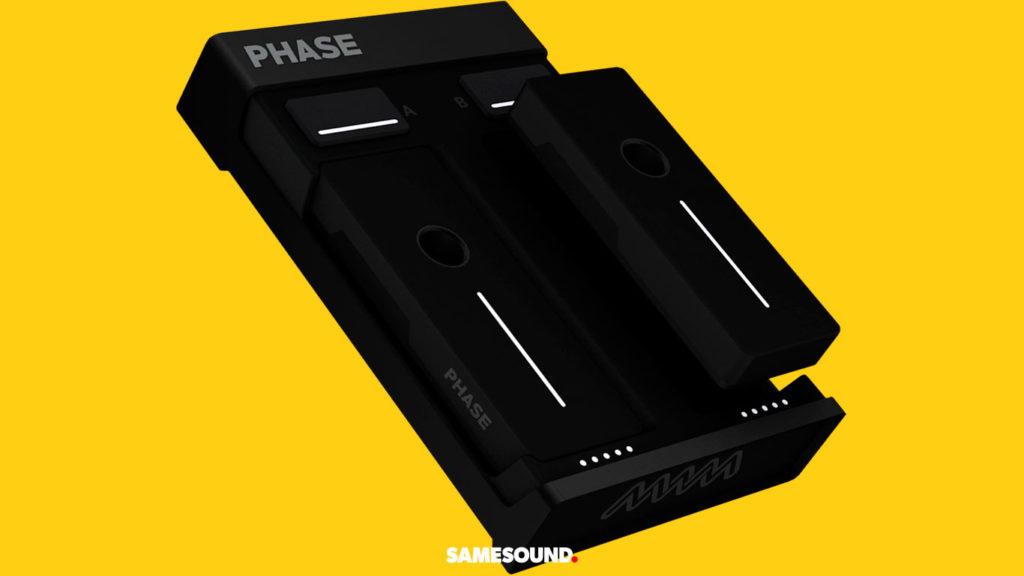 Передатчик MWM Phase для диджеев