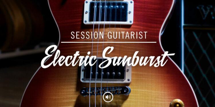 Native Instruments Electric Sunburst