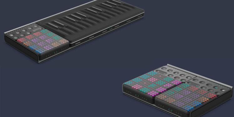 Набор контроллеров ROLI BLOCKS Songmaker Kit ROLI BLOCKS Beatmaker Kit