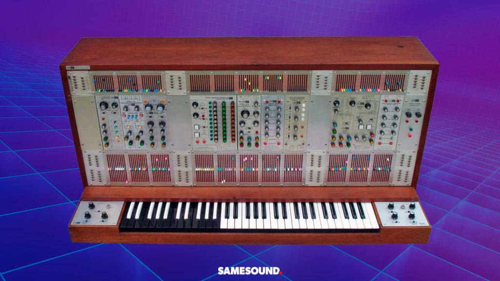 Легендарные модульные синтезаторы, ARP 2500