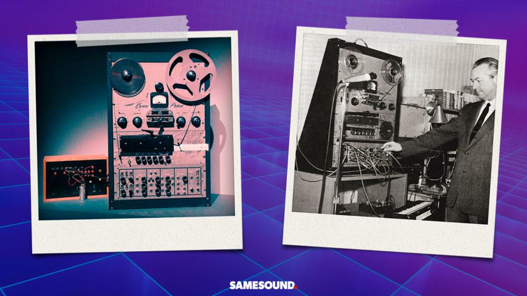 Легендарные модульные синтезаторы, Bode Audio System Synthesizer.