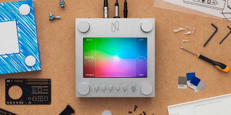 Google NSynth Super, синтезатор с искусственным интеллектом, синтезатор с искусственным интеллектом Google, синтезатор Nsynth Super