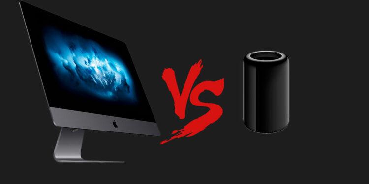 Сравнение производительности iMac Pro иMac Pro