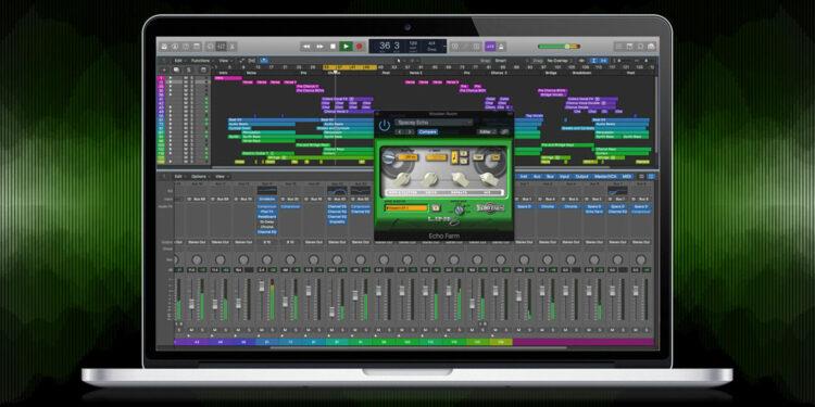 VST-плагин Line 6 Echo Farm 3.0