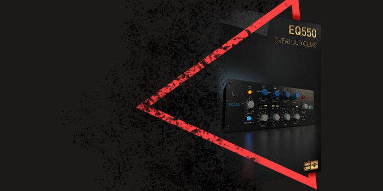 VST-эквалайзер Overloud EQ550