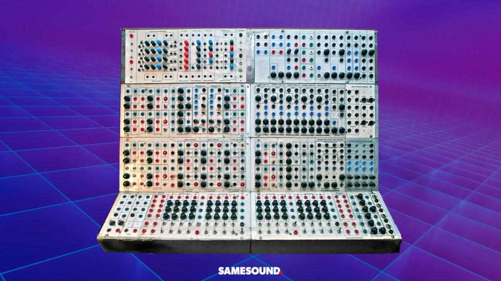Легендарные модульные синтезаторы, Serge Modular