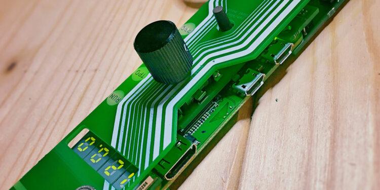 DIY-модуль Spink0