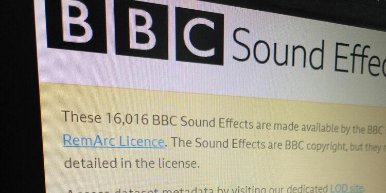 Бесплатные сэмплы BBC Sound Effects
