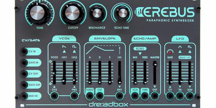 Синтезатор Dreadbox Lil Erebus