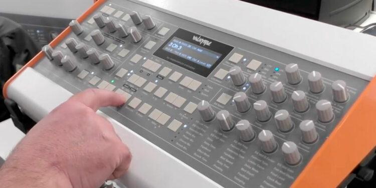 Exodus Digital Valkyrie Synthesizer