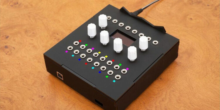 Rebel Technology Magus Synthesizer, Rebel Technology Magus Modular Synthesizer Toolkit