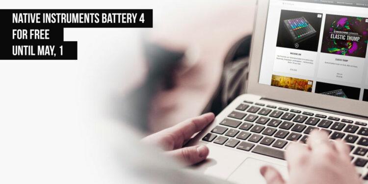 Native Instruments Battery 4 бесплатно